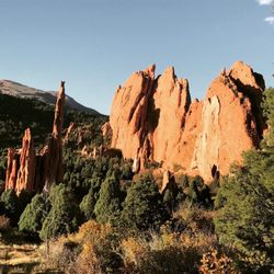 Larawan Ng Garden Of The Gods   Colorado Springs, CO, Estados Unidos.