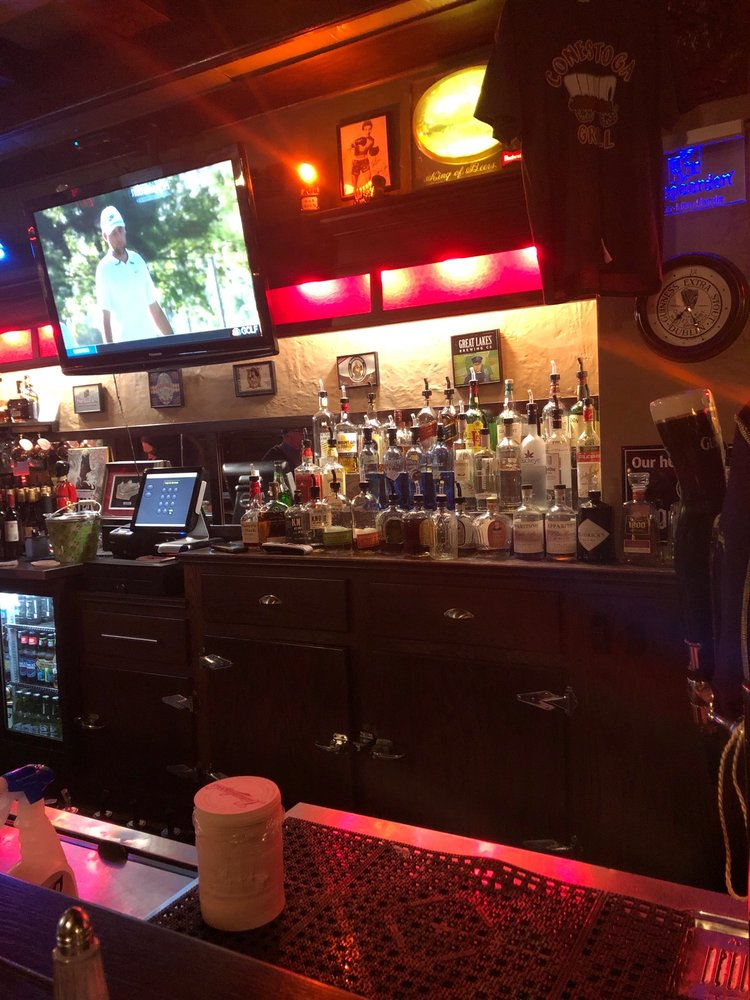 Conestoga Grill: 217 2nd St NW, Canton, OH