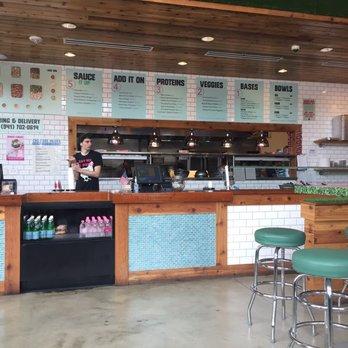 Photo Of Fresh Kitchen   Sarasota, FL, United States. Order Station