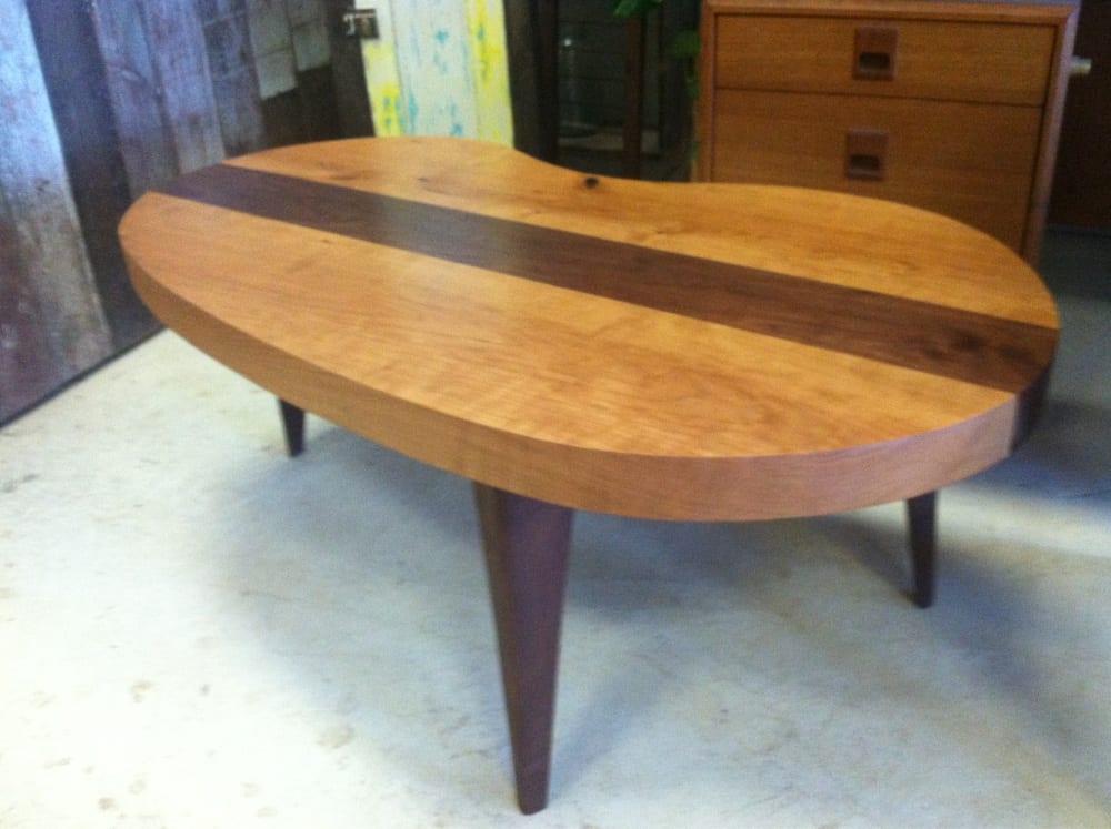 Kidney Bean coffee table - Yelp