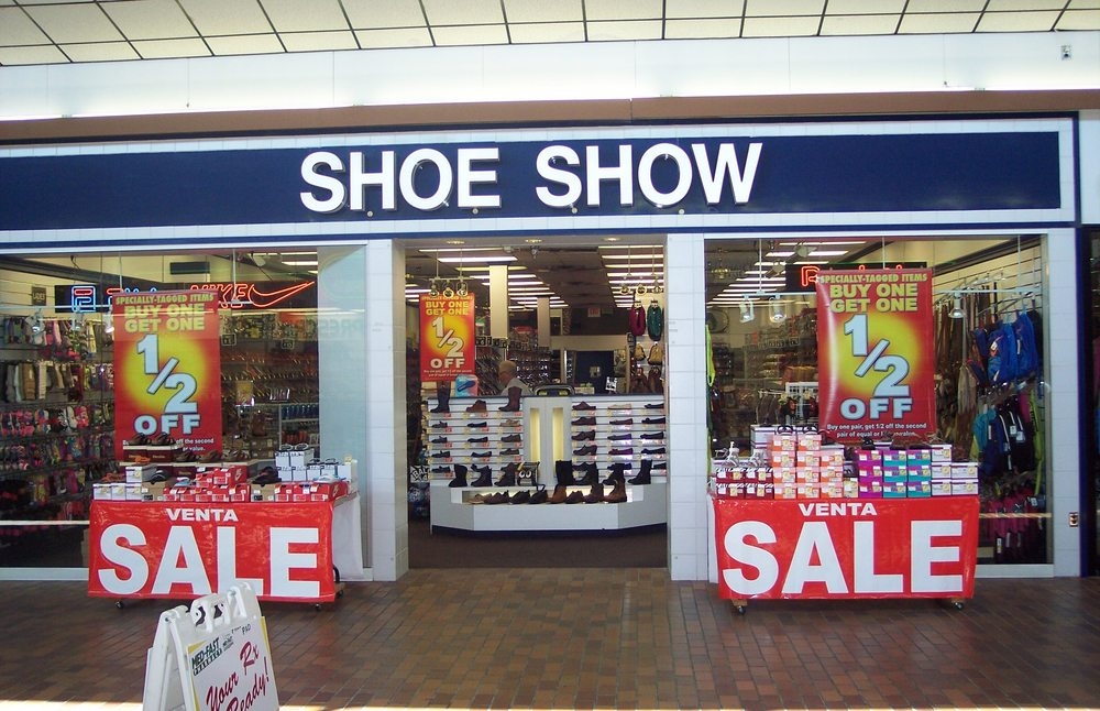 Shoe Show: 22631 Route 68, Clarion, PA