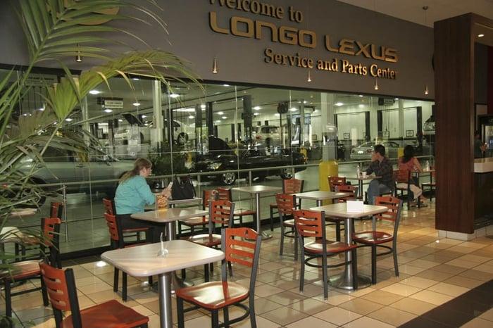 Longo Lexus Service >> Longo Lexus Service Department - Yelp