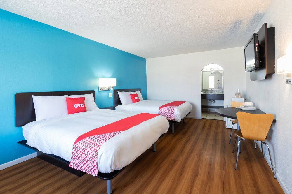 OYO Hotel DeRidder Hwy 171 North