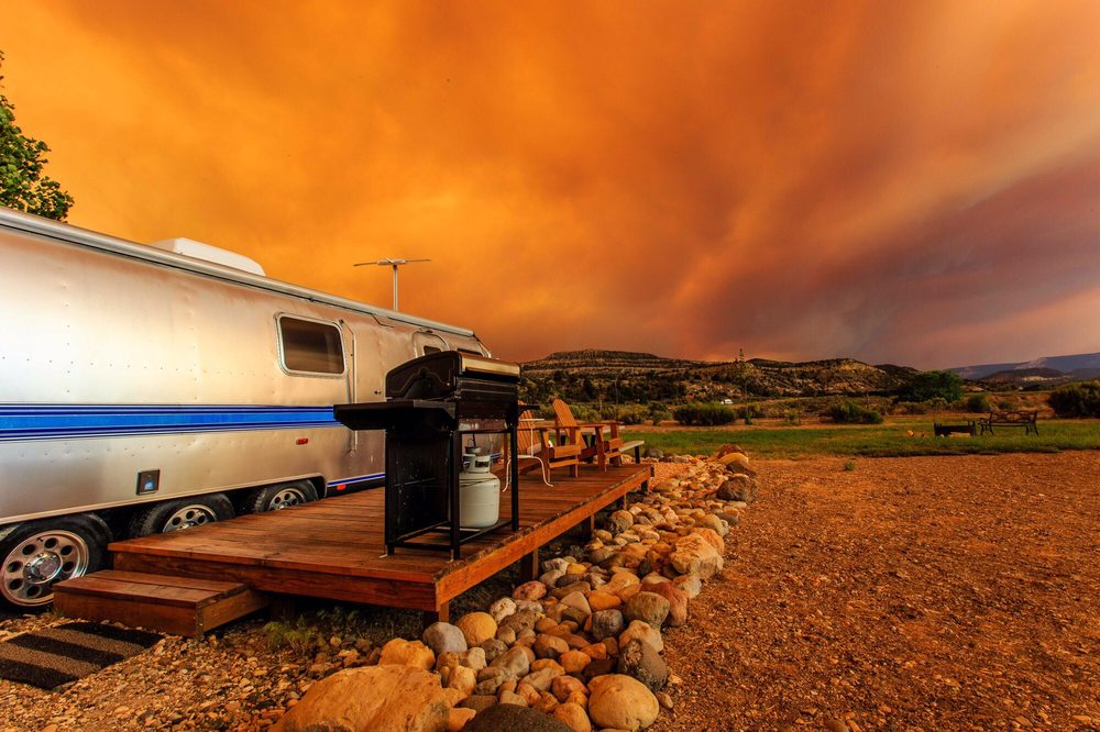 Shooting Star RV Resort: 2020 W Hwy 12, Escalante, UT