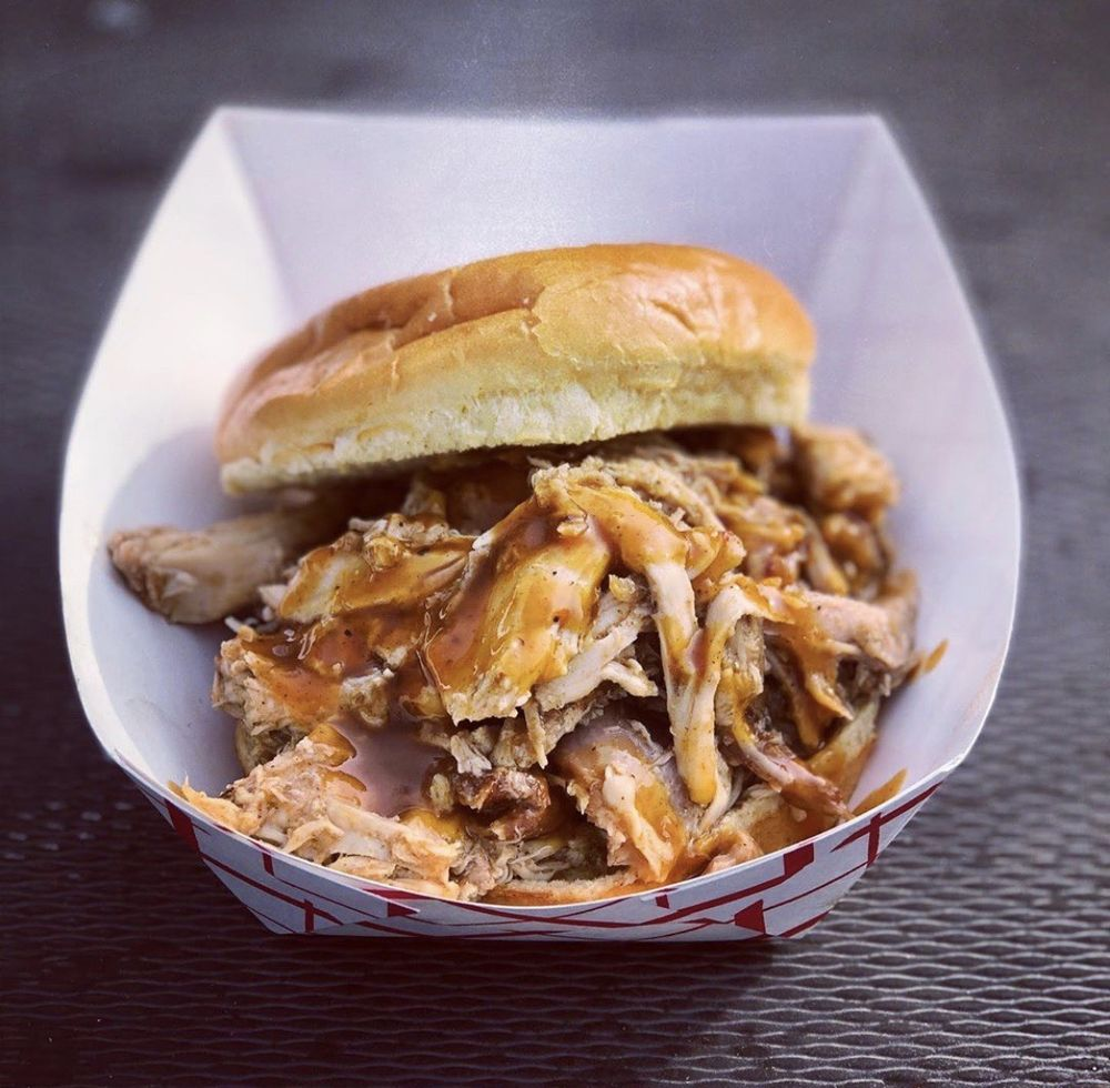 Hardy's Barbecue: 7155 Wisconsin Ave, Bethesda, MD