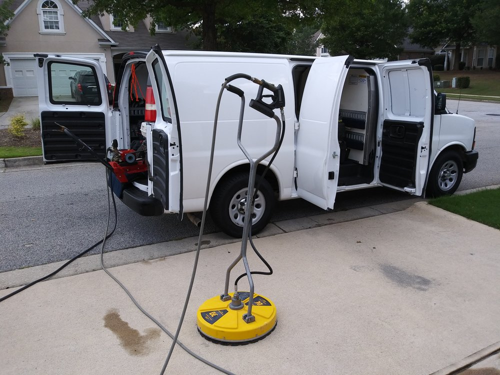 Rhema Clean Pressure Washing: Jonesboro, GA