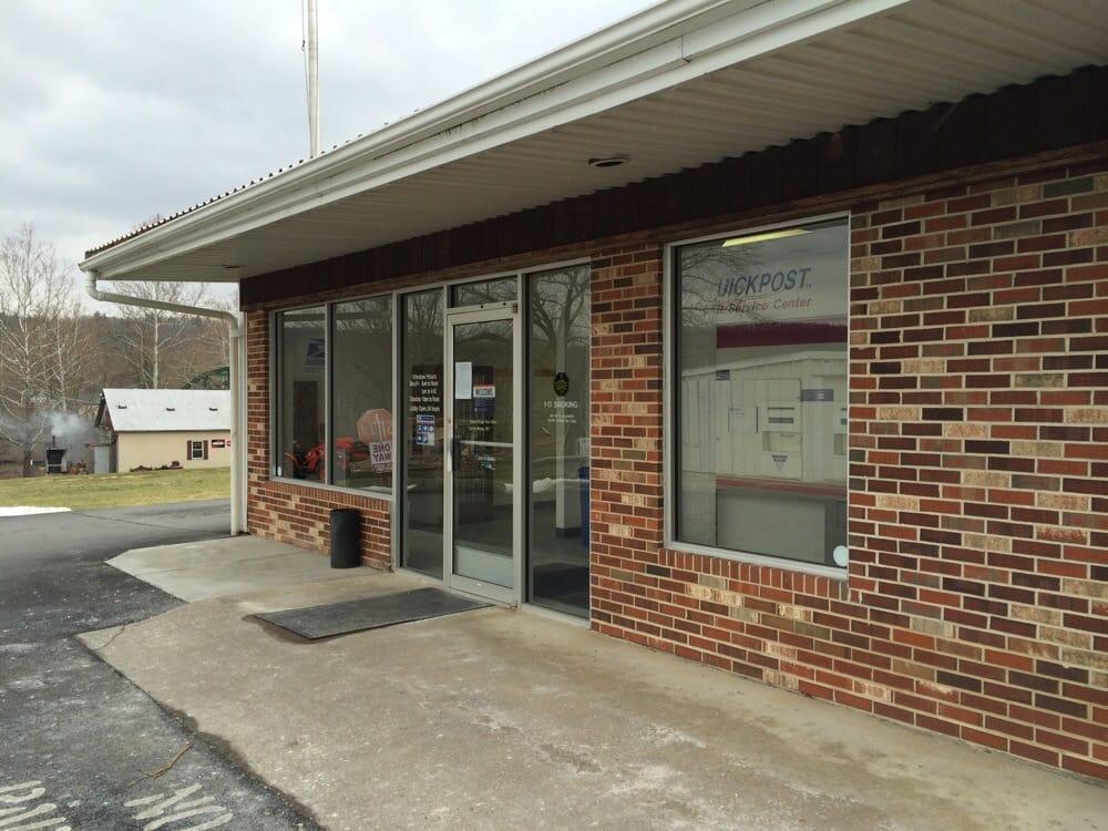 Capon Bridge Post Office: US Route 50, Capon Bridge, WV