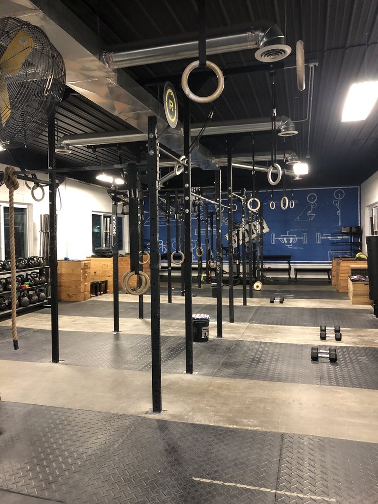 Chemical City Crossfit: 1042 W Midland Rd, Auburn, MI