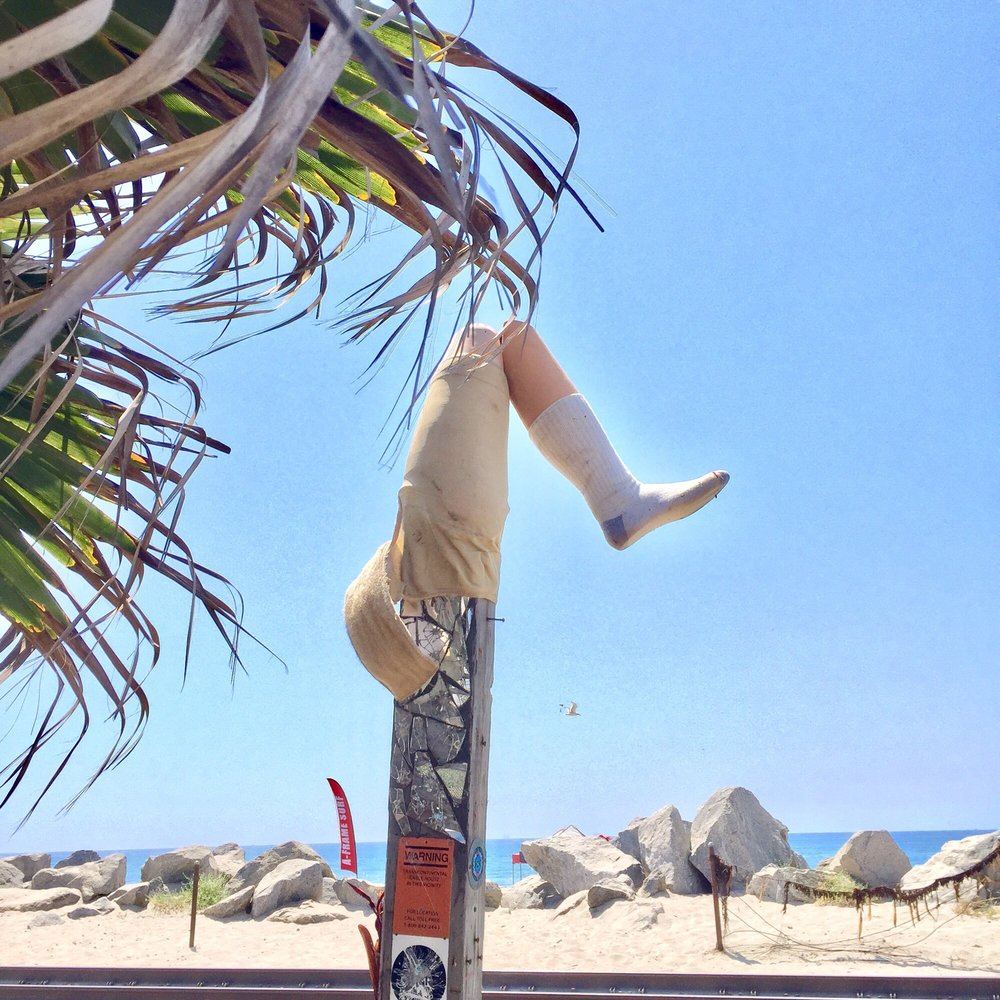 Santa Claus Beach: 3611 Padaro Ln, Carpinteria, CA