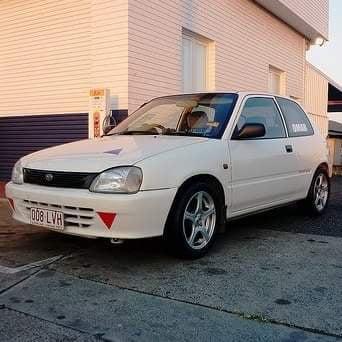 My Little Daihatsu Race Car Motec Tuned By Insane Performance And