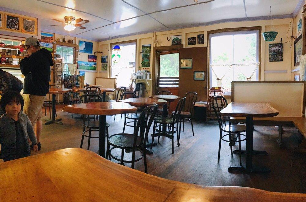 Grandma's Coffee House: 9232 Kula Hwy, Kula, HI
