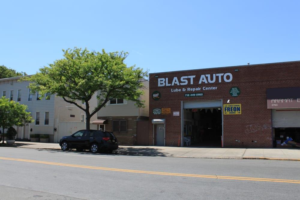 Blast Auto Lube & Repair Center