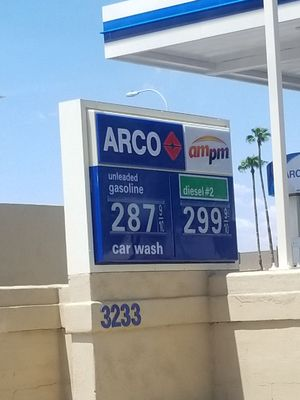 Arco Gas Station Near Me >> Arco 3233 S Mcclintock Dr Tempe Az Gas Stations Mapquest