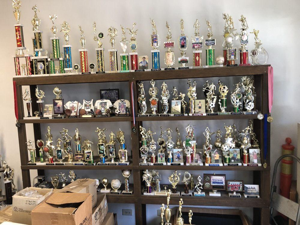 Mike's Engraving & Trophies: 98-029 Hekaha St, Aiea, HI
