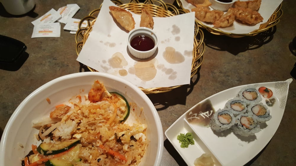 Sapporo ichibang japanese 69 cedar street sudbury on for Asian cuisine sudbury