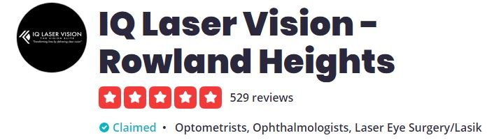 IQ Laser Vision - Rowland Heights