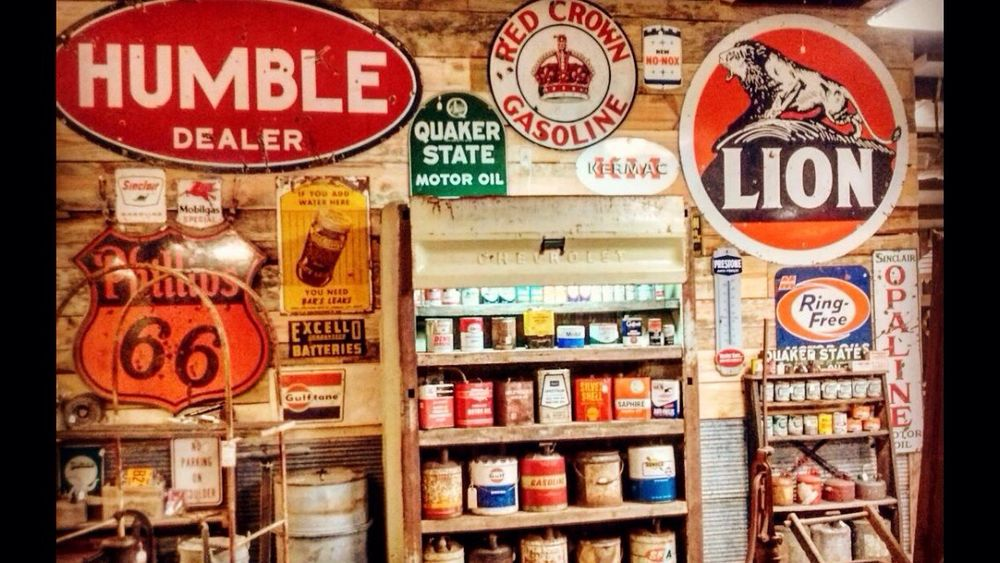 Rusty Gold Antiques: 561 Hwy 64 E, Conway, AR
