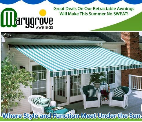 Marygrove Awnings The Awning Store Yelp