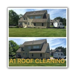 Beautiful Photo Of A1 Roof Cleaning   Southborough, MA, United States