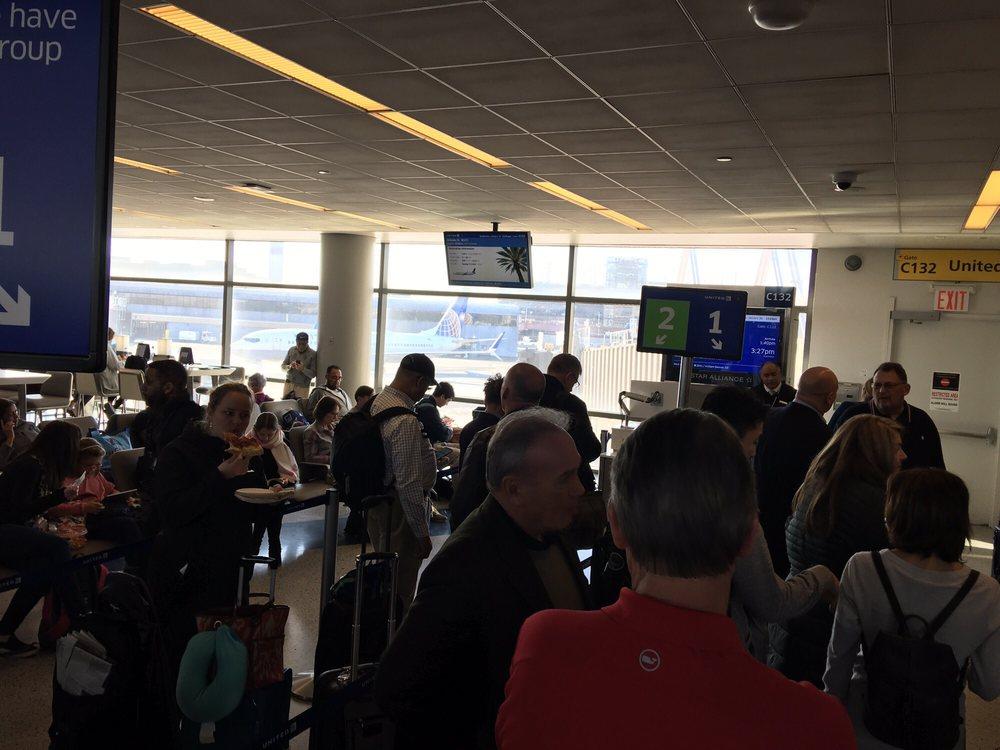 United Airlines: 1000 Newark International Airport St, Newark, NJ