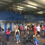 official photos 811f8 0147b Maverick CrossFit