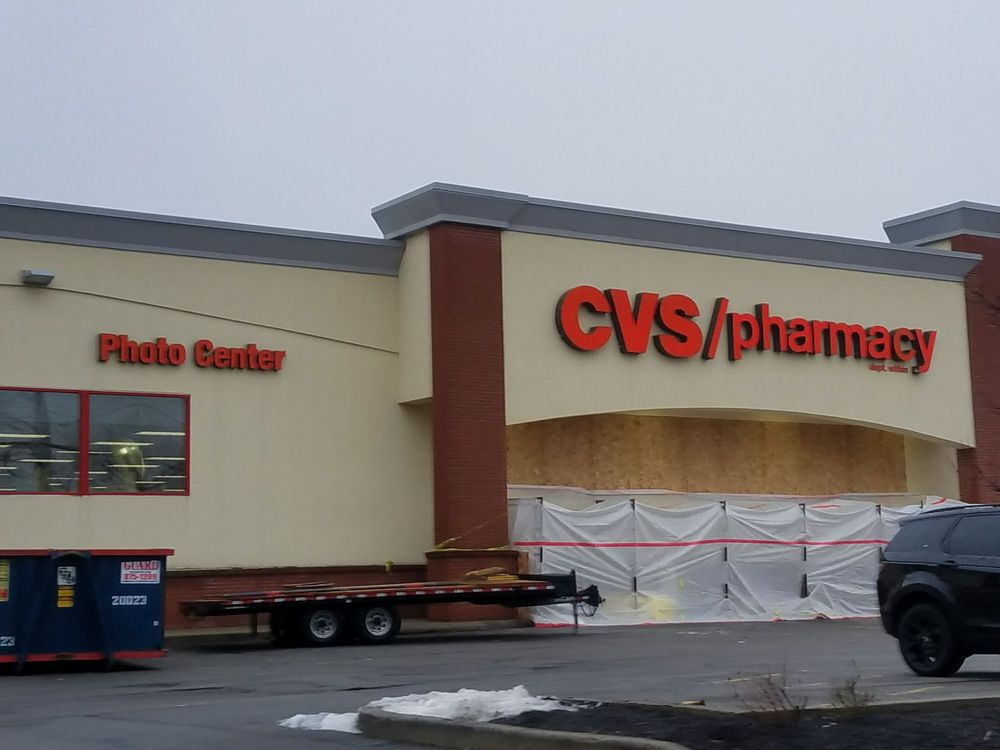CVS Pharmacy: 3734 South Park Avenue, Blasdell, NY