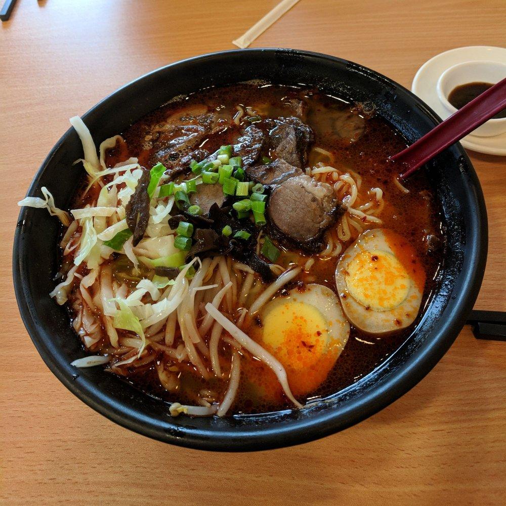 Food from Ramen Joy