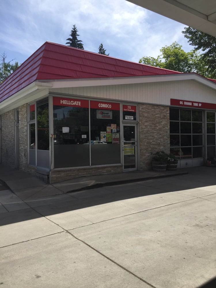 Hellgate Conoco - Tires - Towing - 711 E Broadway St - Missoula, MT -  Reviews - Photos - Phone Number - Yelp