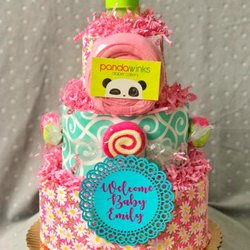 Photo Of Pandawinks Diaper Cakery