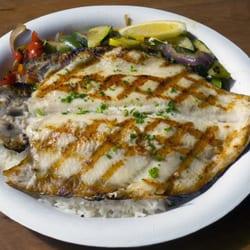 El pescador fish market restaurant 390 foto 39 s vis for Fish restaurant la jolla