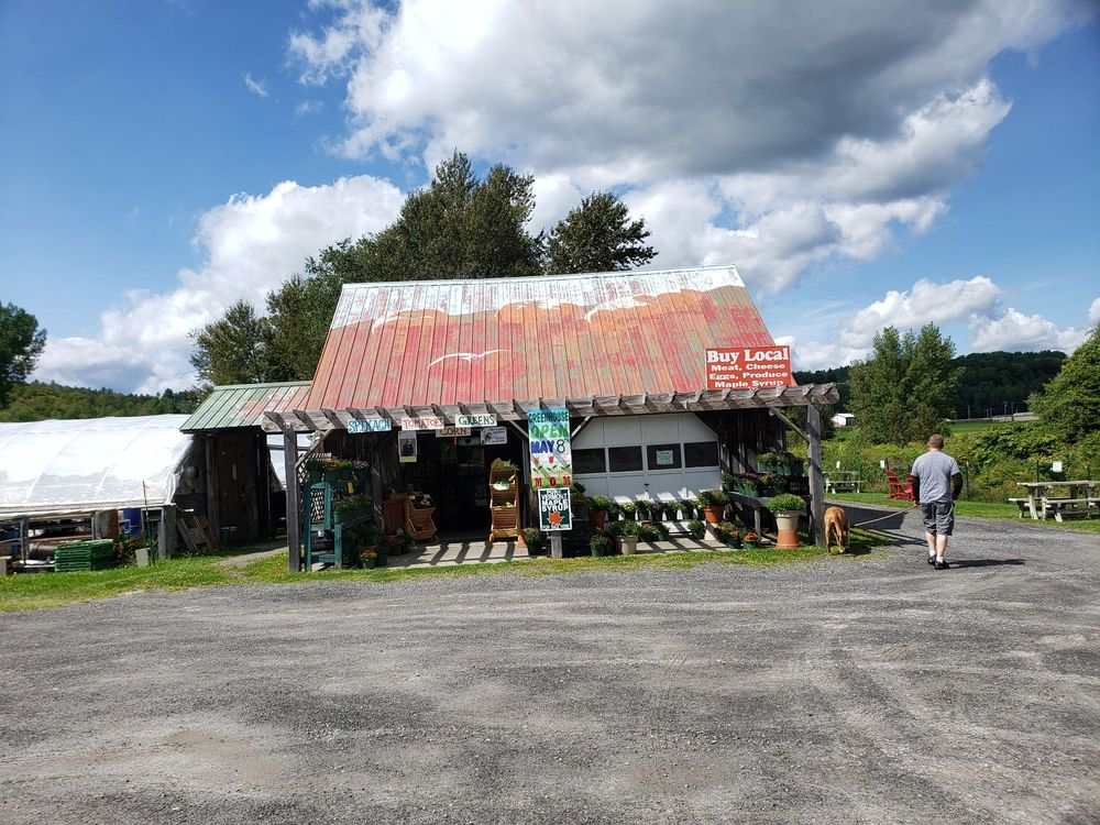 River's Edge Farm Stand Open May - October: 776 Glover Rd, Barton, VT