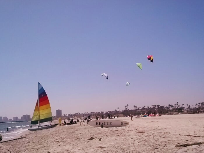 Socal Kitesurfing 25 Reviews Fitness Instruction 1 Claremont Pl Long Beach Ca Phone Number Last Updated December 10 2018 Yelp