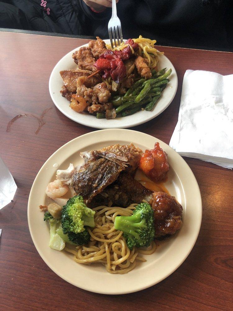 Giant Panda Chinese Restaurant: 1331 Gateway Dr S, Fargo, ND