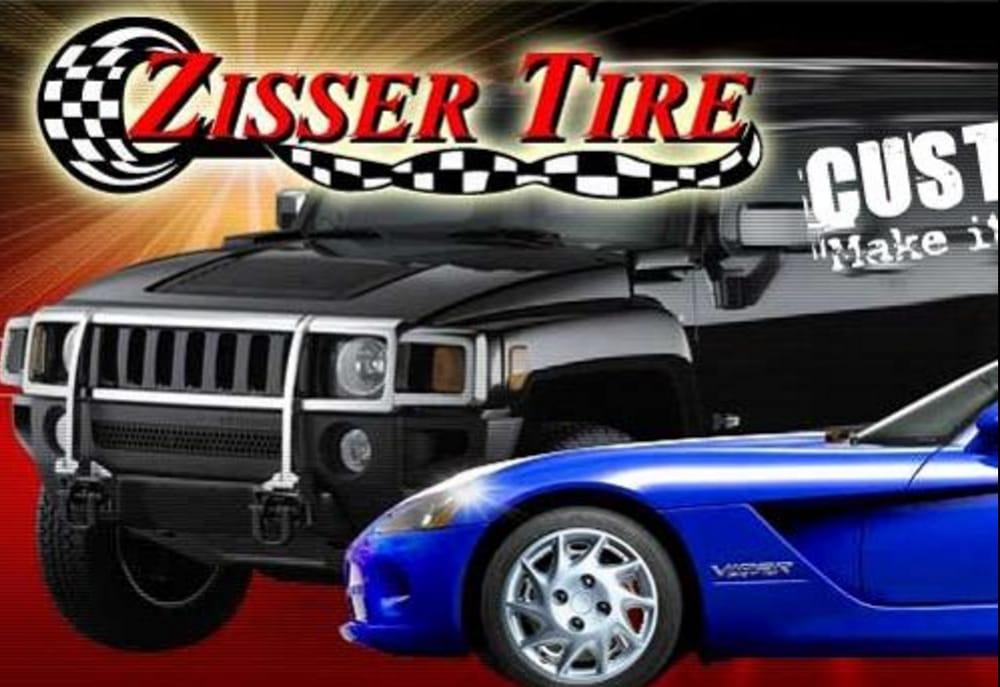 Zisser Tire - Dellwood: 9990 W Florissant Ave, Dellwood, MO