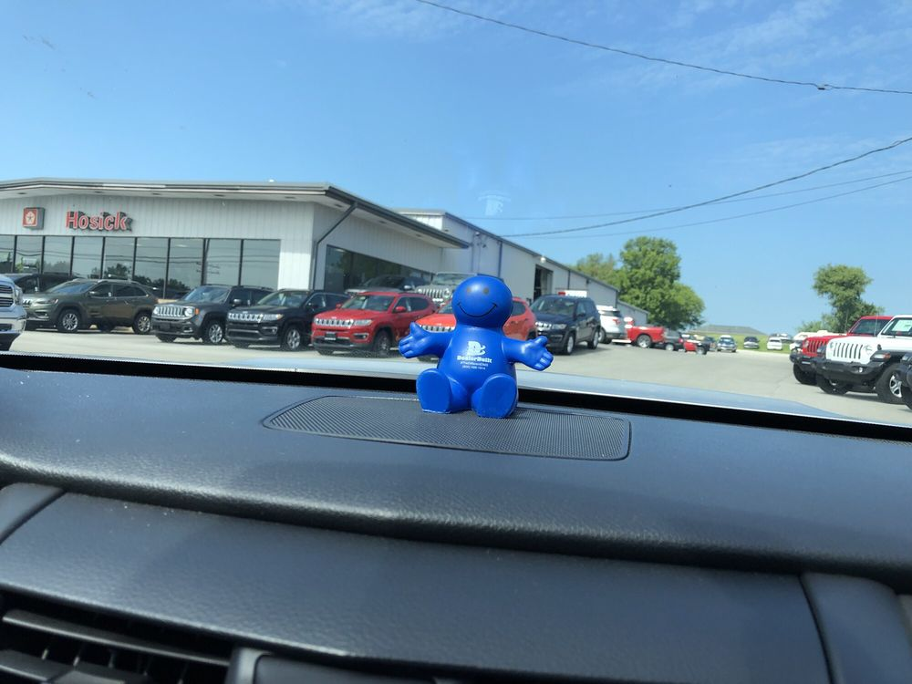 Hosick Motors: 1213 Sunset Dr, Vandalia, IL
