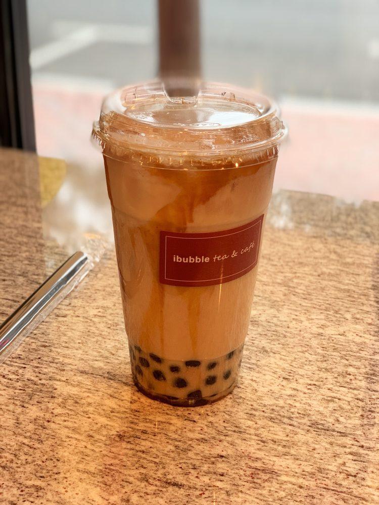 I bubble tea & cafe: 109 Walnut Ave, Cranford, NJ