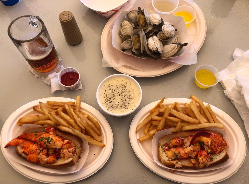 J T's Seafood: 2689 Main St, Brewster, MA
