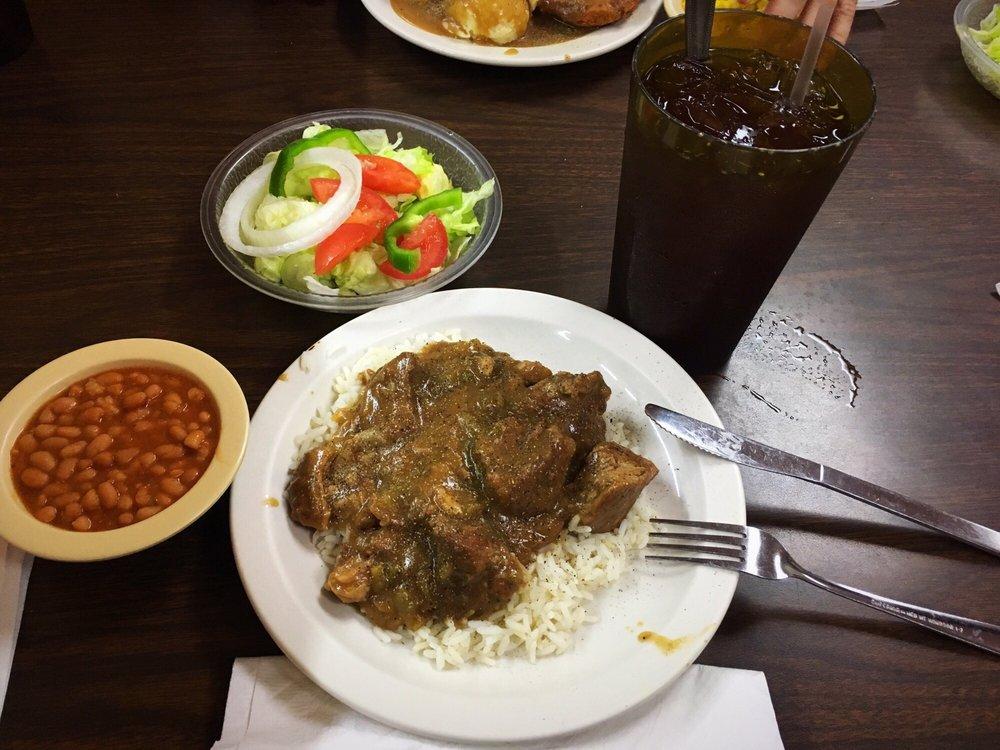 Jacinto City Cafe