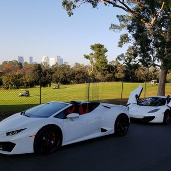 in spider los fleet car rental ferrari our cars exotic angeles a of rent