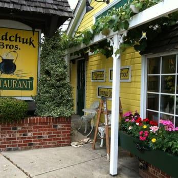 Gladchuk Brothers Restaurant Reviews