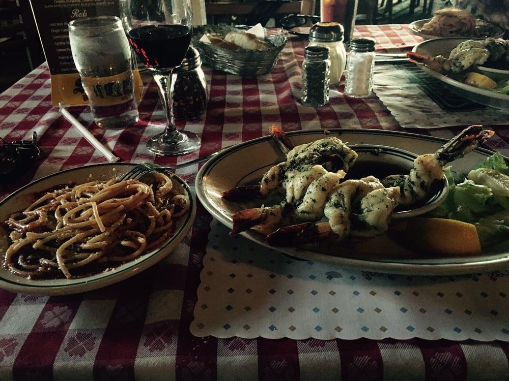Sorrento Italian Restaurant: 5325 Dyer St, El Paso, TX