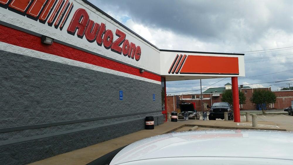 Autozone: 105 N Logan St, Gaffney, SC