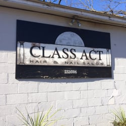 Class act hair nails nail salons 406 shaw st athens for A class act salon