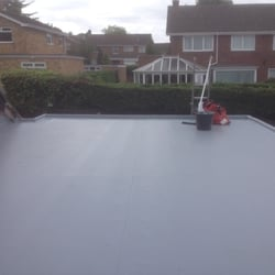 Charming Photo Of Northern Roofing Solutions   Liverpool, Merseyside, United  Kingdom. PVC Roof On