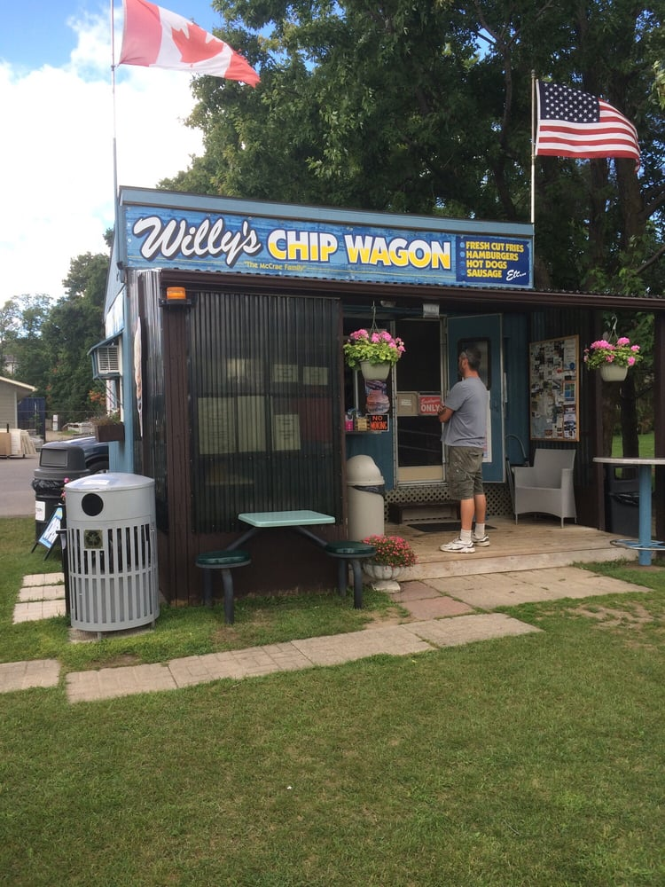 Willy's Chip Wagon