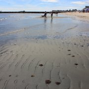 Photo Of Westbrook Town Beach Ct United States Low Tide