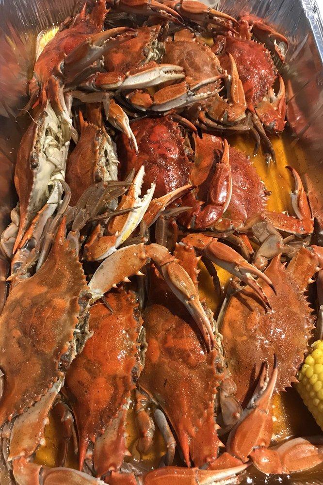 Live Crawfish & Seafood Restaurant: 765 Rockville Pike, Rockville, MD