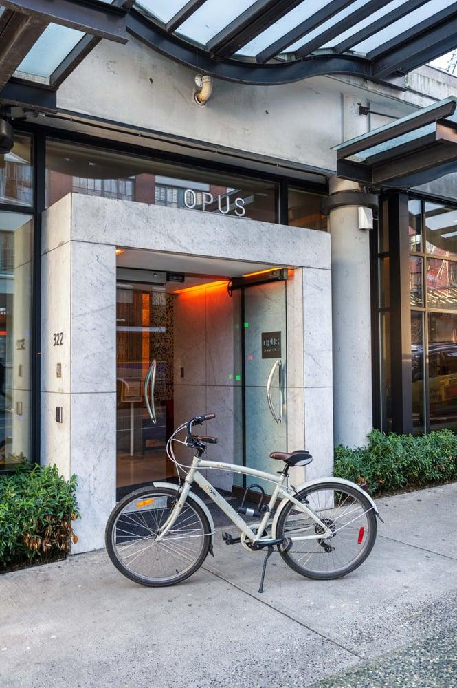 Opus Hotel Vancouver Careers