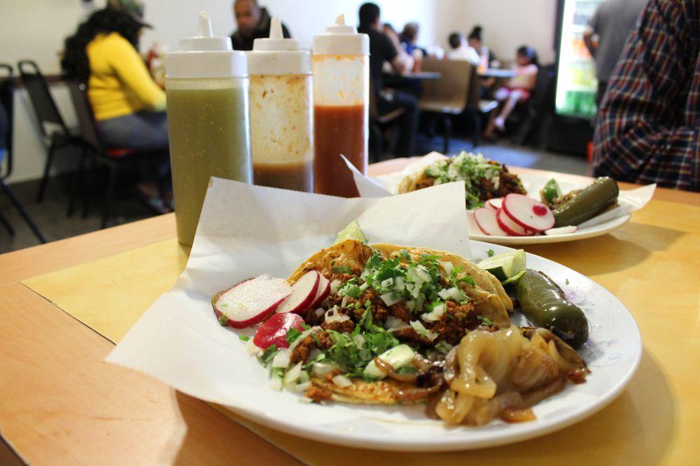 El Taco Veloz: 6170 Toledo St, Detroit, MI