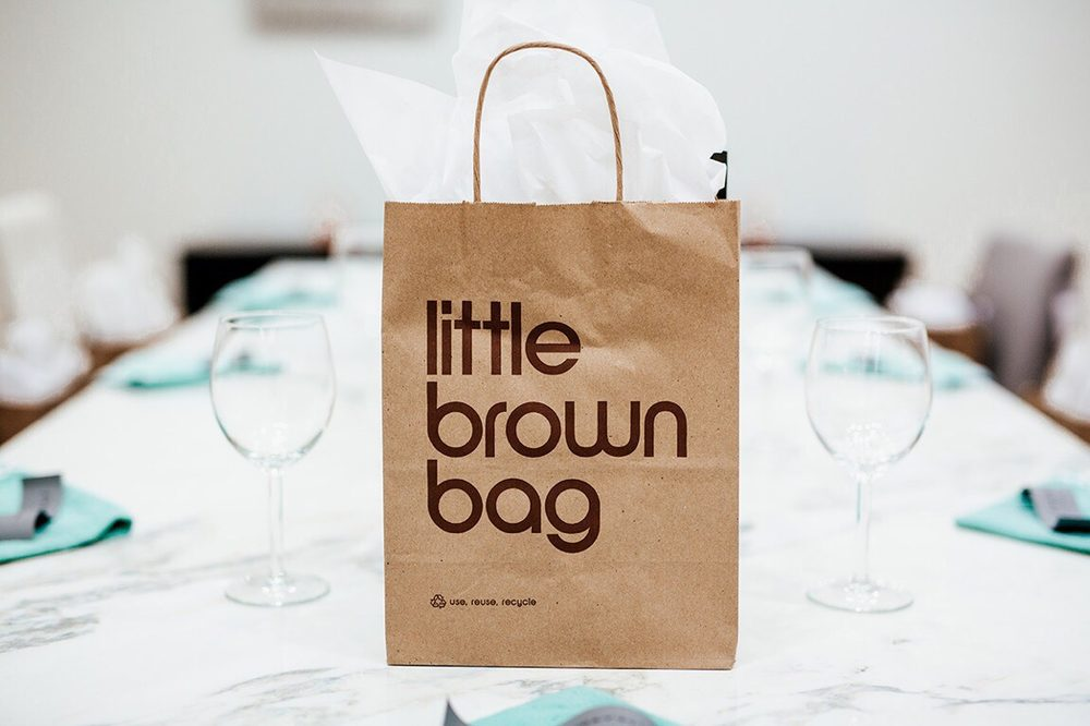 Photo Of Bloomingdale S Orlando Fl United States The Iconic Little Brown Bag